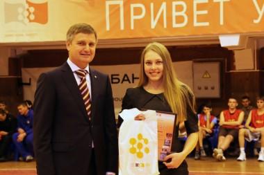Александр Близневский и Вера Яровицкая