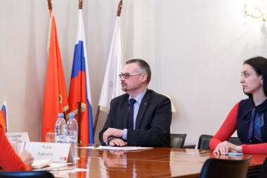 Визит делегации Польши