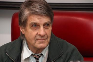 Почётный профессор СФУ Эрнст-Детлеф Шульце
