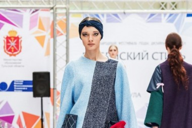 Коллекция Дарьи Борщенко «a la RUSSE»