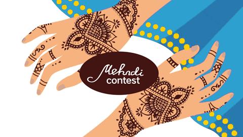 Mehndi Contest Siberian Federal University