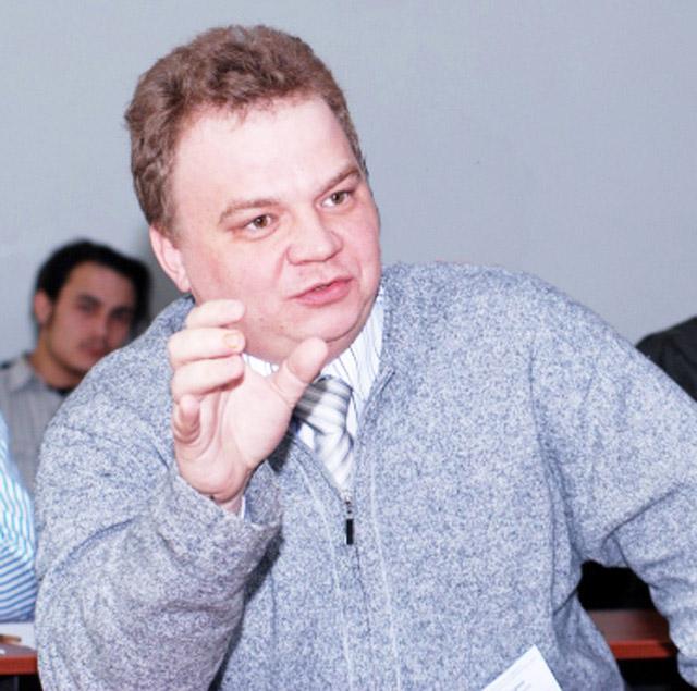 Александр Нестеров. Организатор конференции Вторые Лемовские Чтения