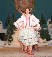 Ансамбль народного танца Раздолье