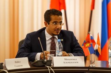 Визит делегации Лиги арабских государств